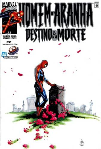 Download de Revista  Homem-Aranha : Destino e Morte - 02