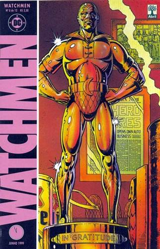 Download de Revista  WatchMen - 08