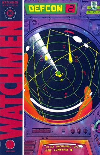 Download de Revista  WatchMen - 10