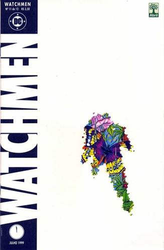 Download de Revista  WatchMen - 11