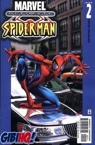 Download de Revista  Homem-Aranha Ultimate - 002