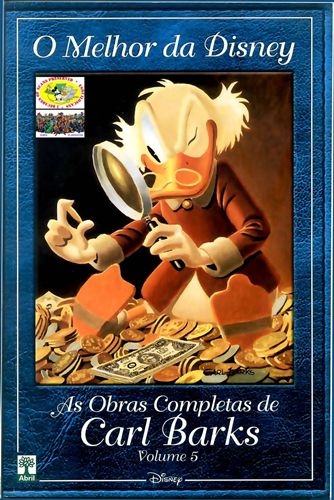Download de Revista  As Obras Completas de Carl Barks - 05