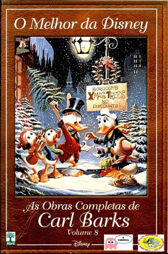 Download de Revistas As Obras Completas de Carl Barks - 08