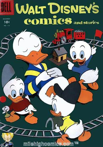 Download de Revista  Walt Disney´s Comics and Stories - 183