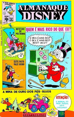 Download de Revista  Almanaque Disney - 018