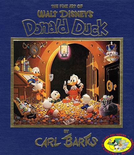 Download de Revistas The Fine Art of Walt Disney Donald Duck by Carl Barks