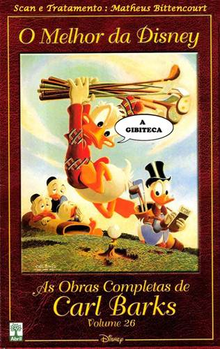 Download de Revistas As Obras Completas de Carl Barks - 26
