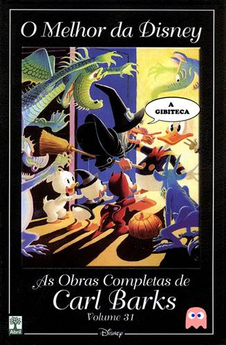 Download de Revista As Obras Completas de Carl Barks - 31