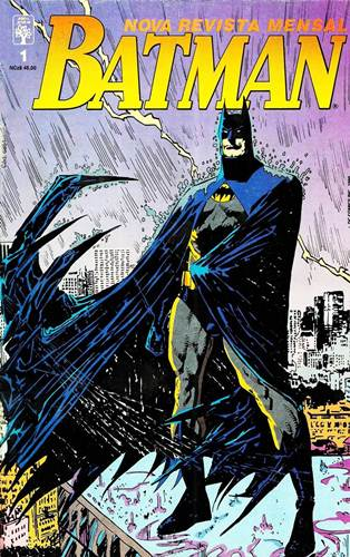Download de Revistas Batman (3º Série) - 01