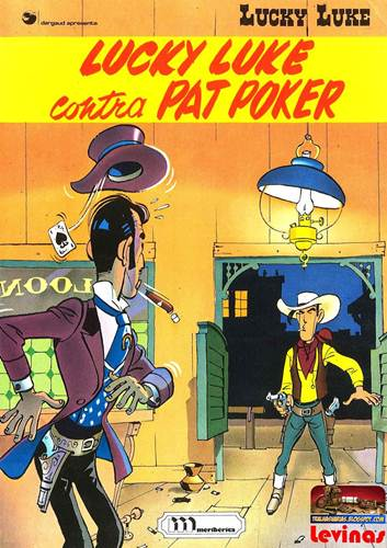 Download de Revista  Lucky Luke - Contra Pat Poker
