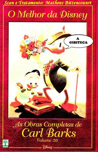 Download de Revistas As Obras Completas de Carl Barks - 20