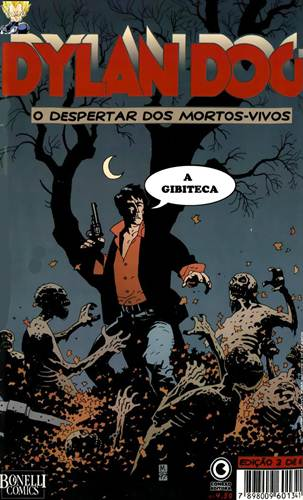 Download de Revista  Dylan Dog (Conrad) - 02 - O Despertar dos Mortos-Vivos