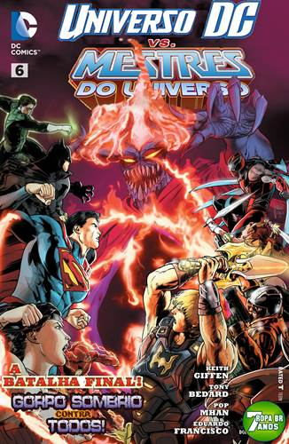 Download de Revista  Universo DC vs. Os Mestres do Universo - 06