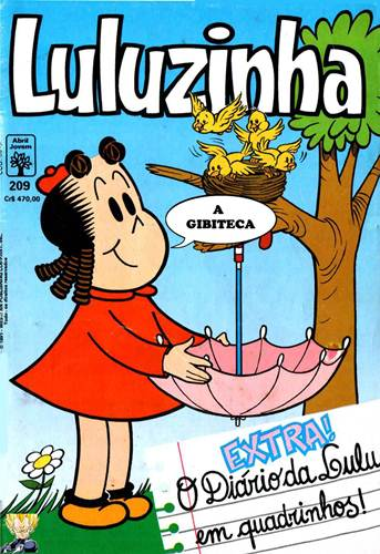 Download de Revista  Luluzinha - 209