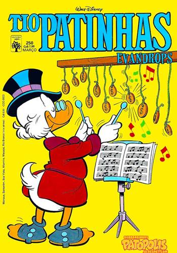 Download de Revista  Tio Patinhas - 250