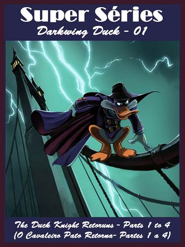 Download de Revista  Super Séries - Darkwing Duck : Volume 01
