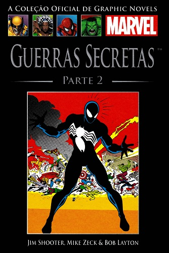 Download de Revista  Marvel Salvat 007 - Guerras Secretas - Parte II