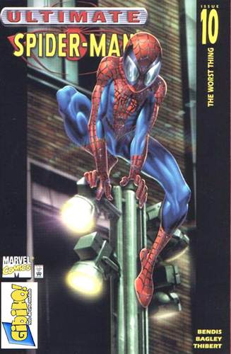 Download de Revista  Homem-Aranha Ultimate - 010
