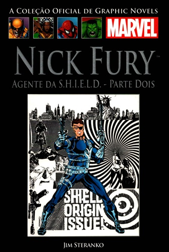 Download de Revista Marvel Salvat Clássicos - 09 - Nick Fury Agente da SHIELD - 02