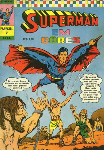 Download de Revista  Superman (Especial em Cores) - 07