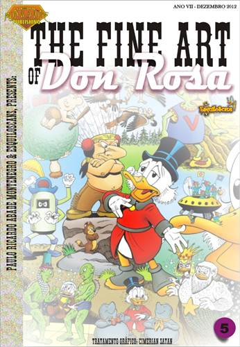 Download de Revista  The Fine Art of Don Rosa - 05