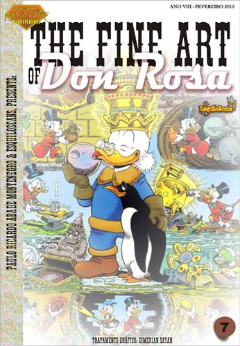 Download de Revistas The Fine Art of Don Rosa - 07