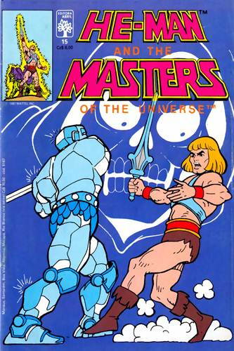 Download de Revista  He-Man - 15