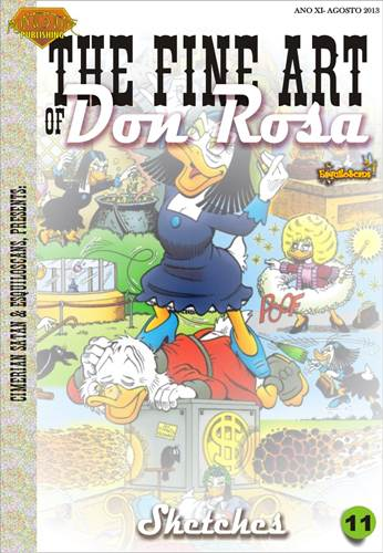 Download de Revistas The Fine Art of Don Rosa - 11