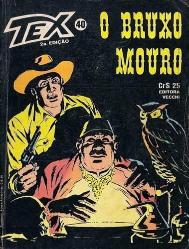 Download de Revista  Tex 040 - O Bruxo Mouro