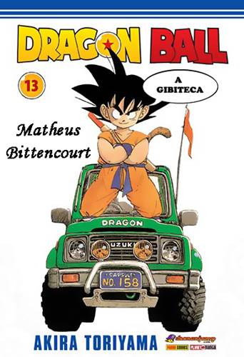 Download de Revista  Dragon Ball - 13