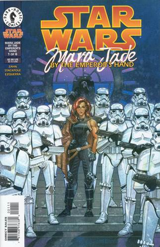 Download de Revista  Star Wars - Mara Jade - A Mão do Imperador 01 [Ano 4 DBY]