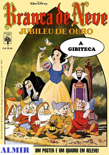 Download de Revista  Branca de Neve - Jubileu de Ouro