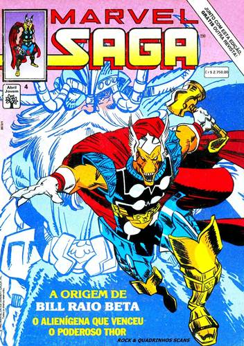 Download de Revista  Marvel Saga - 04