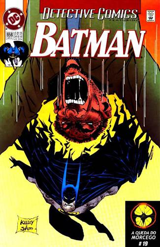 Download de Revista  Detective Comics - 658
