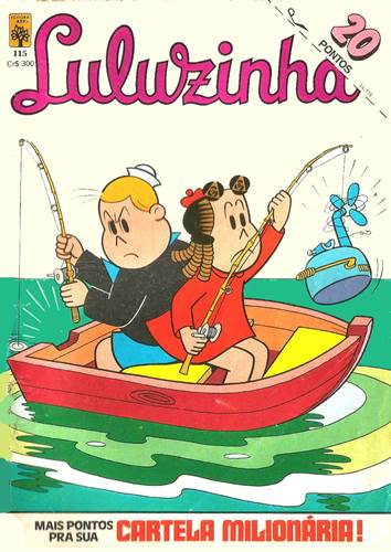 Download de Revista  Luluzinha - 115