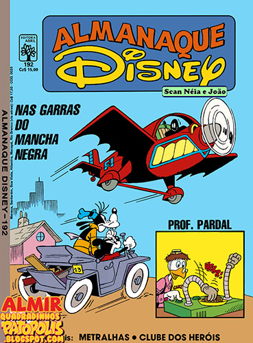 Download de Revista Almanaque Disney - 192