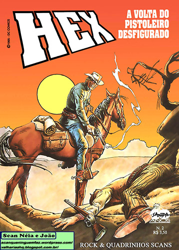 Download de Revista Jonah Hex (Ed. Sampa) - 02