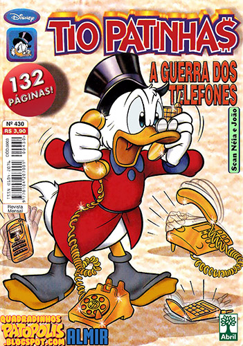 Download de Revista Tio Patinhas - 430
