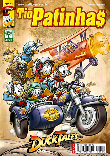 Download de Revista  Tio Patinhas - 561