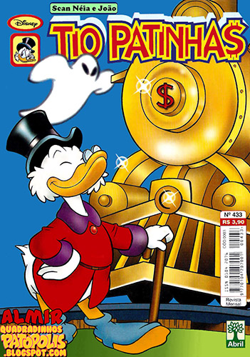 Download de Revista  Tio Patinhas - 433
