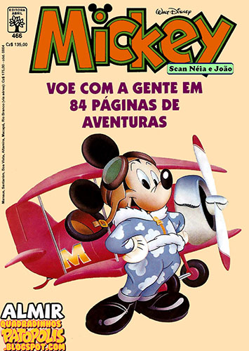 Download de Revista  Mickey - 466
