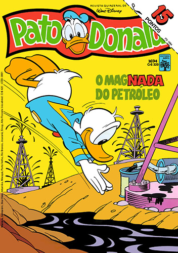 Download de Revista  Pato Donald - 1694