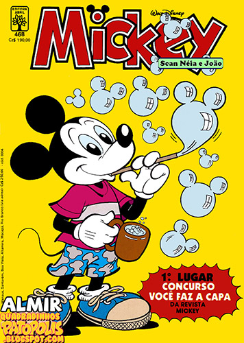 Download de Revista Mickey - 468
