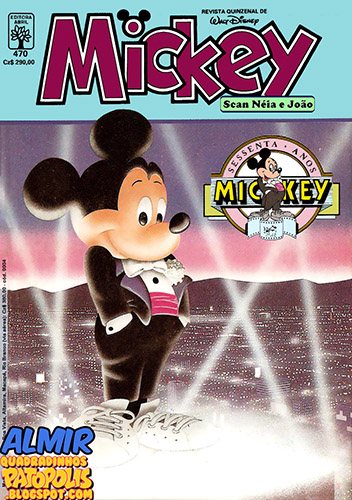 Download de Revista Mickey - 470
