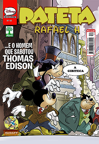 Download de Revista  Pateta (série 3) - 44