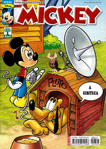 Download de Revista  Mickey - 826