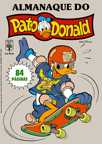 Download de Revista  Almanaque do Pato Donald (série 1) - 07