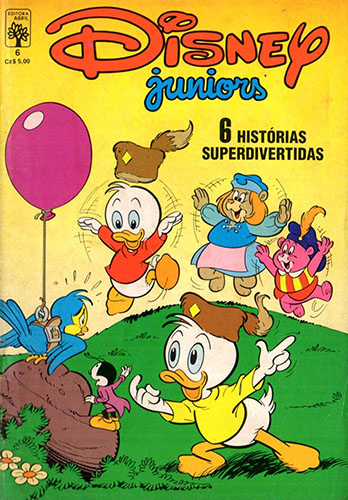 Download de Revista Disney Juniors - 06
