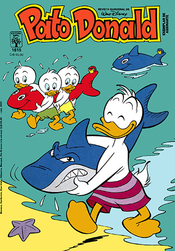 Download de Revista Pato Donald - 1815