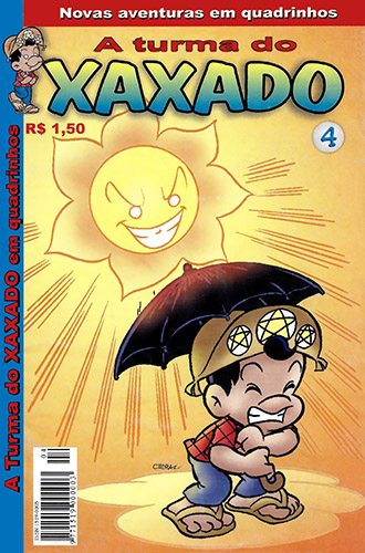 Download de Revista A Turma do Xaxado (Ed. Escala) - 04